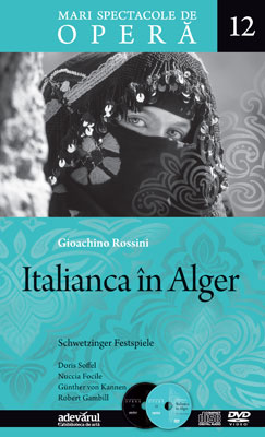 12. Italianca in Alger (Rossini)