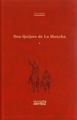 41. Don Quijote de La Mancha, vol. I