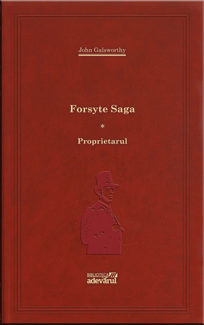 74. Forsyte Saga, vol. 1 - Proprietarul