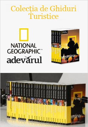 Colectia completa Ghidurile National Geographic (26)