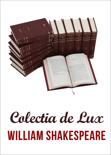 Colectia William Shakespeare de lux