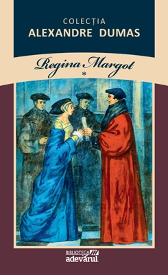 Regina Margot, vol. 1