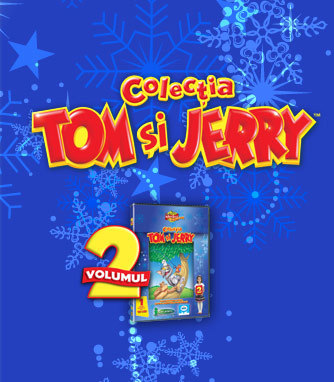 Tom si Jerry - DVD 2