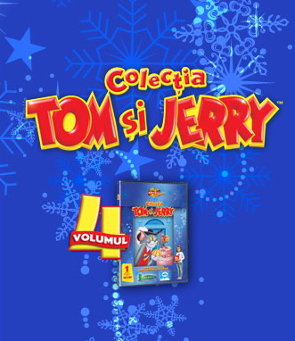 Tom si Jerry - DVD 4