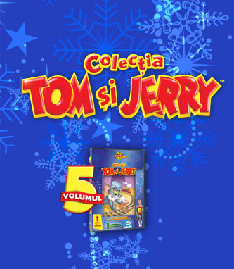 Tom si Jerry - DVD 5