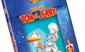 Tom si Jerry - DVD 6