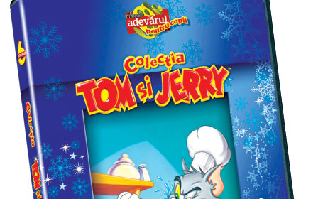 Tom si Jerry - DVD 8