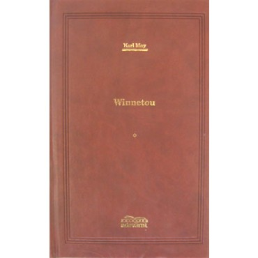 Winnetou vol 1, 2, 3